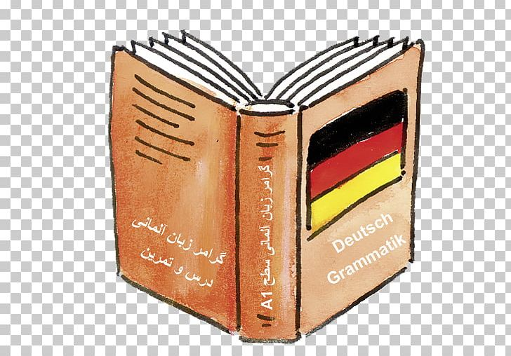 German Grammar Dictionary Verb PNG, Clipart, Android, Book, Brand.