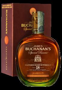Buchanans 18 años 750 ml.