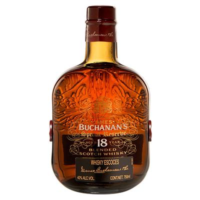 Buchanan'S 18 años Botella x 750ml.