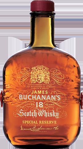 Buchanan's 18 Yrs.