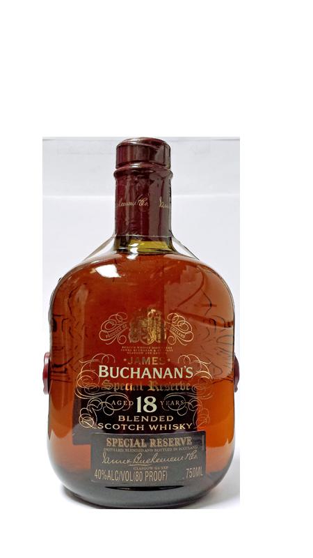 Buchanan's.