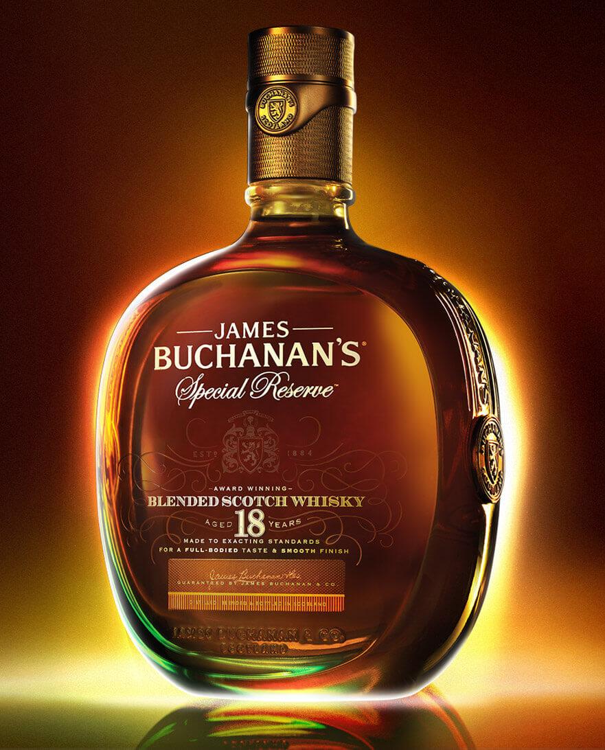Scotch Whisky Blends.
