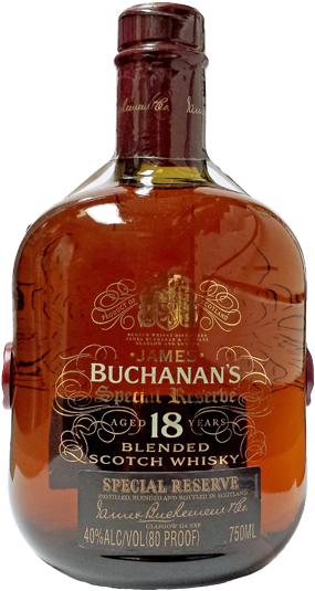 HD Buchanans 18 Year.