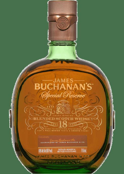 Buchanan's 18 Yr.