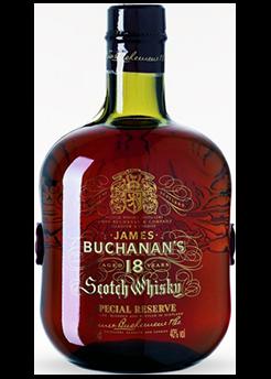 Buchanans 18 years.