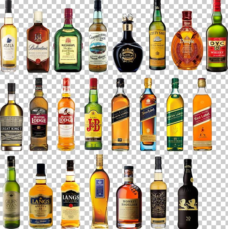 Liqueur Whiskey Scotch Whisky Wine Buchanan\'s PNG, Clipart.