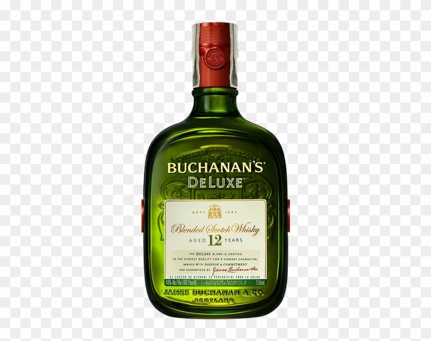 Whisky Buchanan's Deluxe 12 Años.
