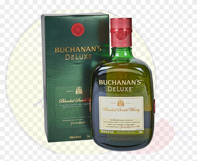 Buchanans Deluxe 750, HD Png Download.
