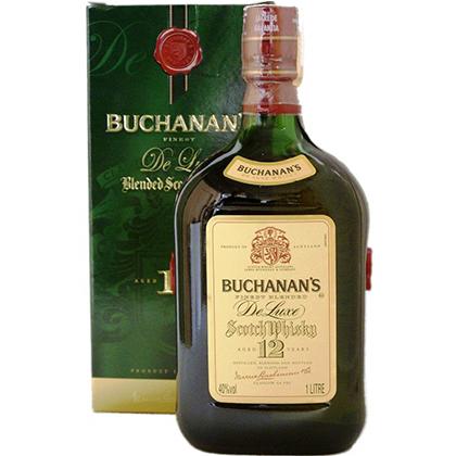 Buchanans Scotch 12 Year Old 75cl.
