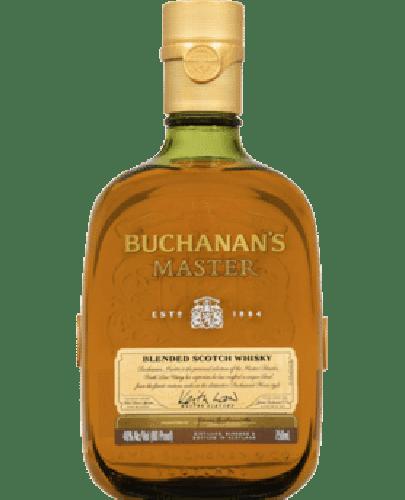 BUCHANANS MASTER BLEND SCOTCH (750 ML) , $39.99 , cwspirits.com.