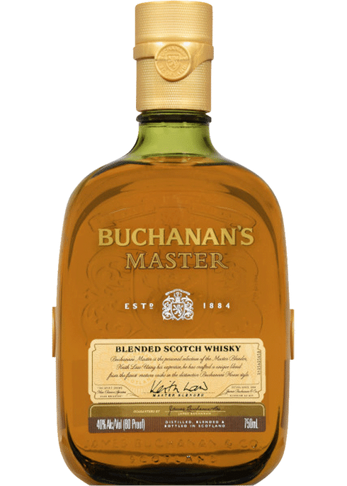Buchanan's Master.