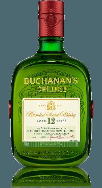 Buchanan's Deluxe.