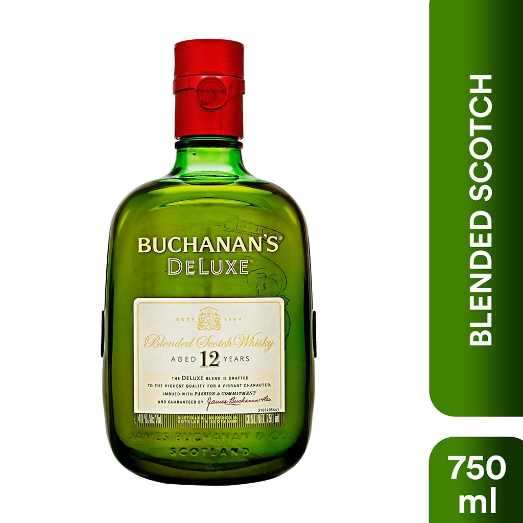 Whisky Buchanan´s Select 12 Años 750 ml.