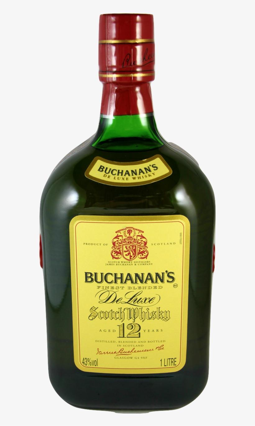 Buchanans 12.