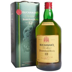 Buchanan's 12 Year Scotch 1.75 l.