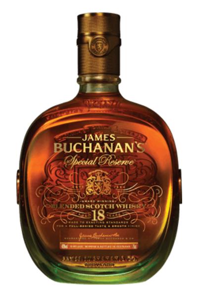 Buchanan's 18 Year.
