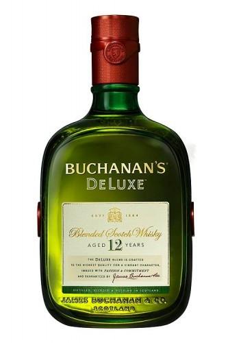 Buchanans Deluxe 12 Years 1L.