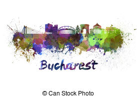 Bucharest Clipart and Stock Illustrations. 706 Bucharest vector.
