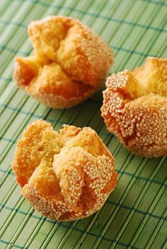 Easy Buchi Recipe.