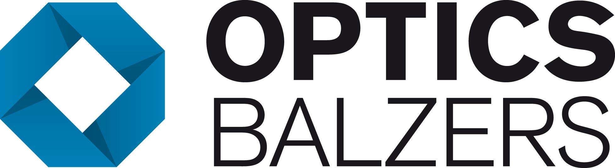 Optics Balzers.