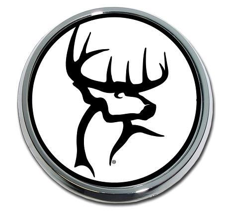 Buck Commander (B&W Circle) Emblem.