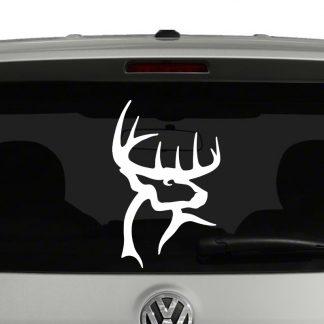 Buck Commander Logo Vinyl Decal.