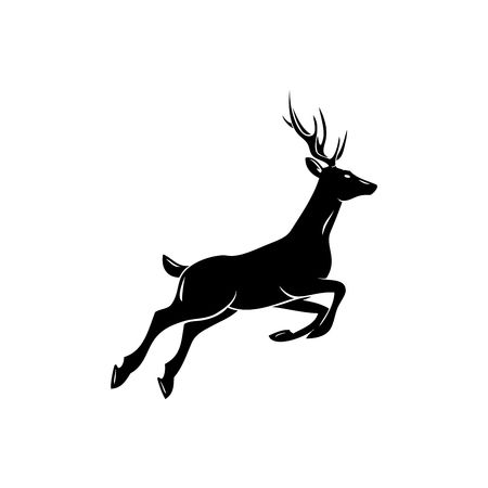 3,166 Buck Deer Stock Vector Illustration And Royalty Free Buck Deer.
