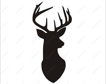 Deer svg.