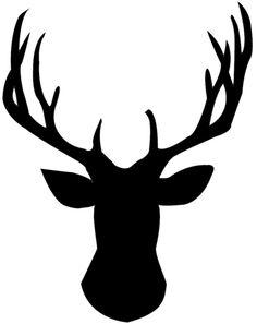 Buck clipart deer head, Buck deer head Transparent FREE for download.