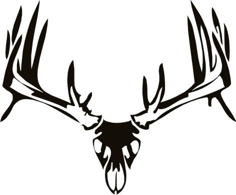 Showing post & media for Deer skull cartoon.