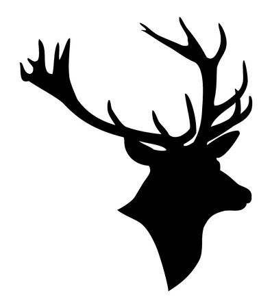 23,220 Deer Silhouette Cliparts, Stock Vector And Royalty Free Deer.