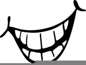 Funny Buck Teeth Clipart.