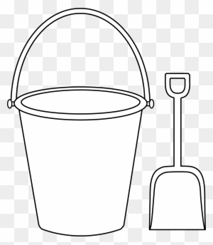 Shovel Clipart Black And White, Transparent PNG Clipart Images Free.
