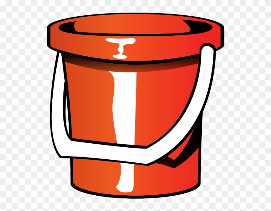 Pail Bucket Clip Art.