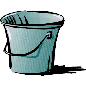 Bucket clipart, cliparts of Bucket free download (wmf, eps, emf.