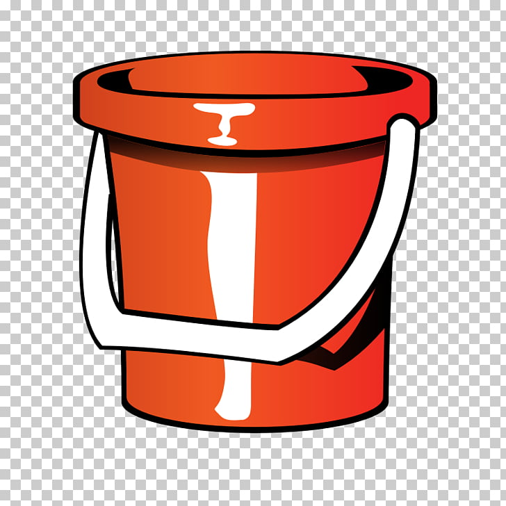 Bucket and spade , Free Windows PNG clipart.