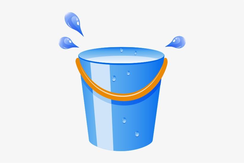 Water Bucket Png.