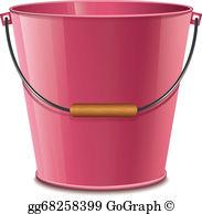 Bucket Clip Art.