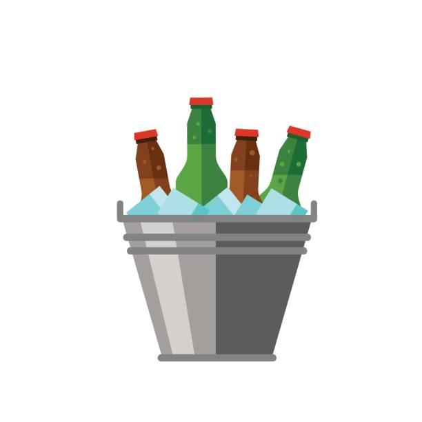 Beer Bucket Clipart.