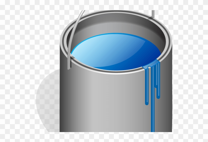 Paint Clipart Paint Bucket Pencil And In Color Paint.