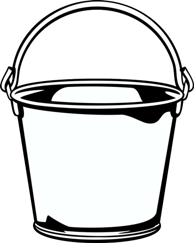 Free Bucket Clipart Pictures.