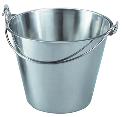 Bucket Background PNG.