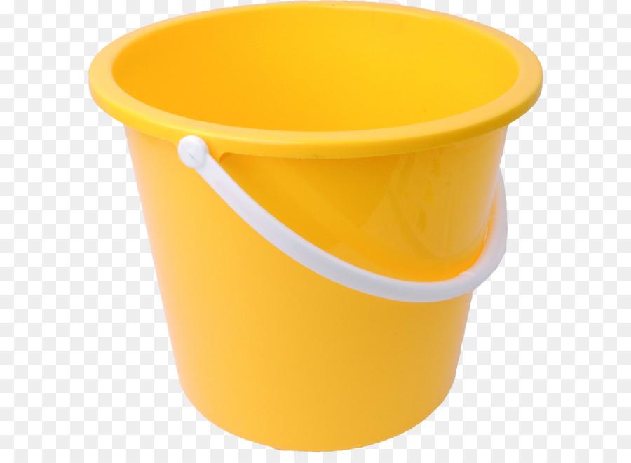 Bucket Flowerpot png download.