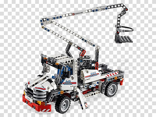 LEGO Technic, Bucket Truck (8071) LEGO: Technic: Bucket.