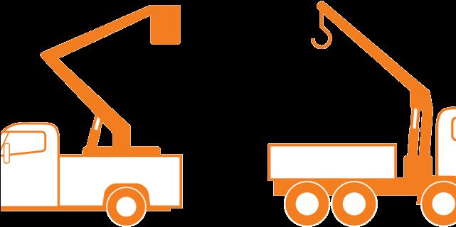 Crane Clipart Construction Logo.