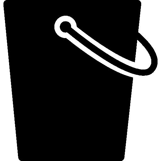 Black Bucket Vectors, Photos and PSD files.