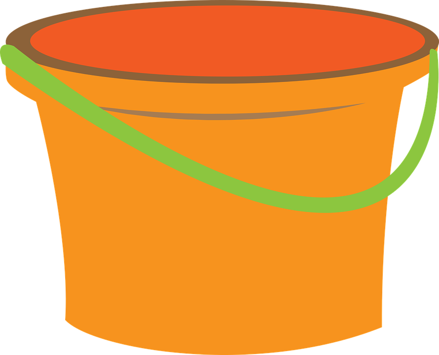 Bucket Toy.