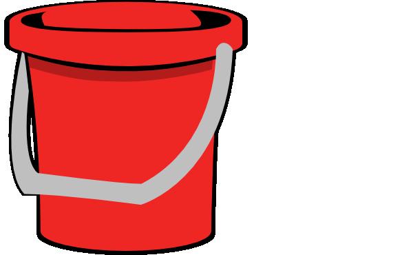 Red bucket clip art at vector clip art png.