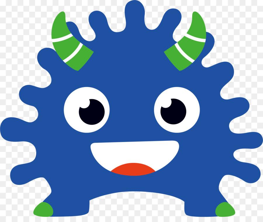 Clip art Image Drawing Monster Sticker.