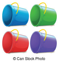 Pails Clipart and Stock Illustrations. 3,945 Pails vector EPS.